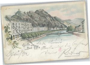Bad Ems Bad Ems Hotel zum Loewen * / Bad Ems /Rhein-Lahn-Kreis LKR