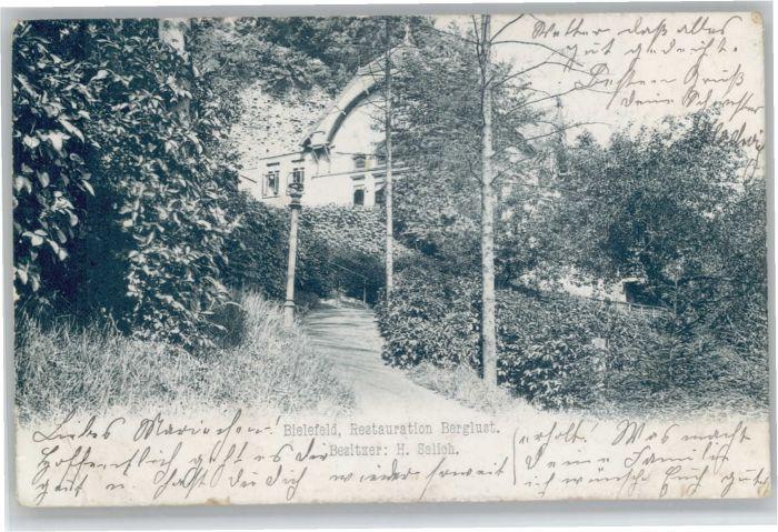 Bielefeld Restauration Berglust x