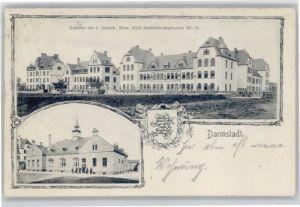 Darmstadt Darmstadt Kaserne x / Darmstadt /Darmstadt Stadtkreis