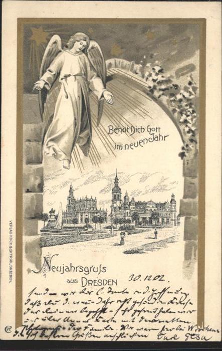 Dresden Neujahrsgruss x