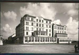 Borkum Nordseebad Borkum Nordsee Hotel  * / Borkum /Leer LKR