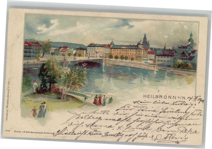 Heilbronn Neckar Heilbronn  x / Heilbronn /Heilbronn LKR