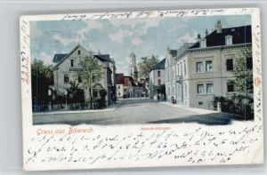 Biberach Riss Biberach Riss Bahnhofstrasse x / Biberach an der Riss /Biberach LKR