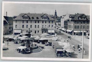 Erlangen Erlangen Marktplatz * / Erlangen /Erlangen Stadtkreis