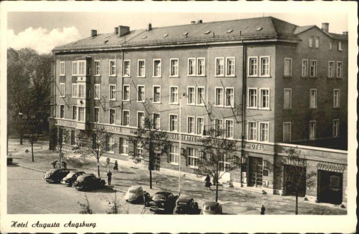 Augsburg Hotel Augusta