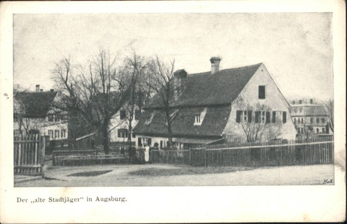 Augsburg Augsburg  * / Augsburg /Augsburg LKR