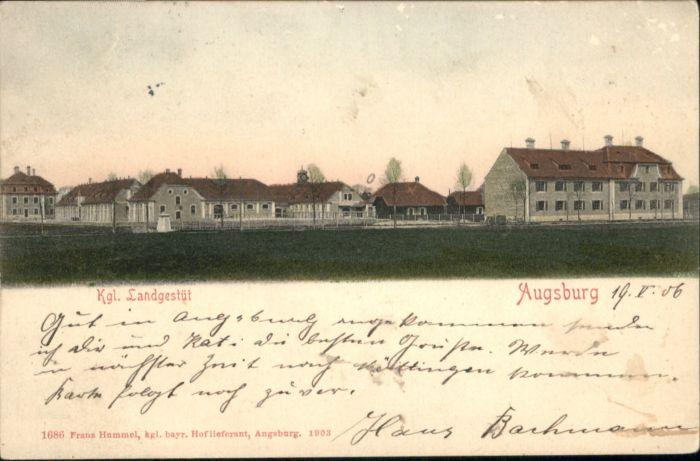 Augsburg Augsburg  x / Augsburg /Augsburg LKR