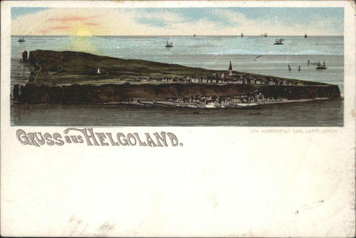 Helgoland Helgoland  * / Helgoland /Pinneberg LKR