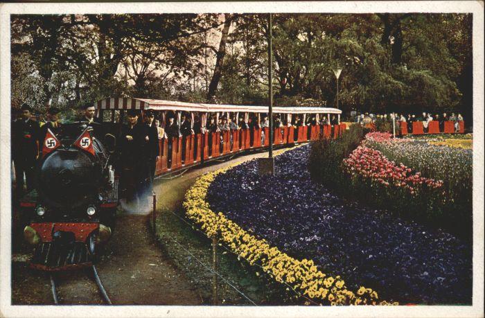 Dresden Jahresschau Liliputbahn