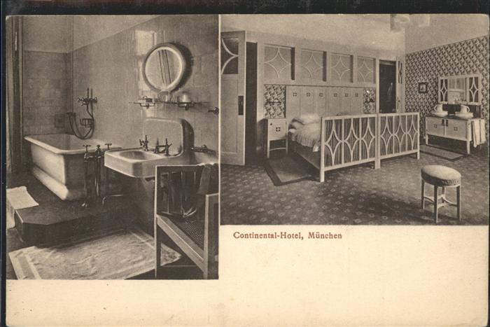 Muenchen Continental Hotel