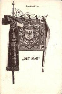 Innsbruck Wappen Kat. Innsbruck