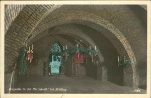 Moedling Seegrotte Hinterbruehl