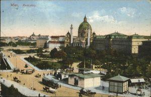 Wien Karlsplatz