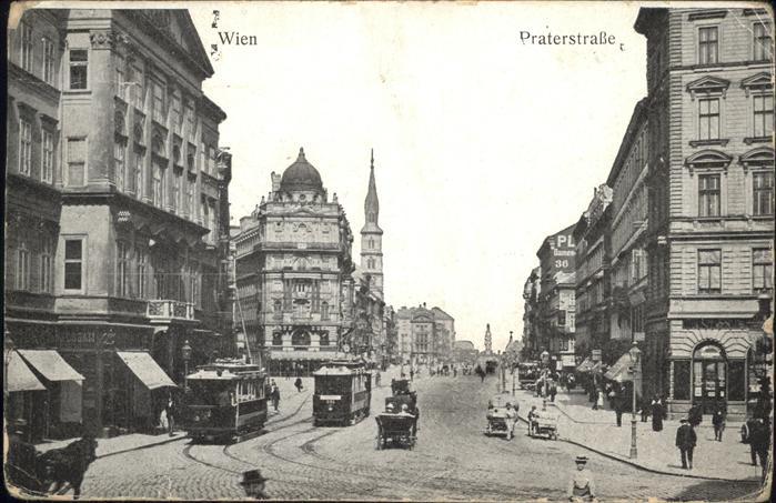 Wien Praterstrasse