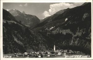 Laengenfeld Oetztal  / Laengenfeld /Tiroler Oberland