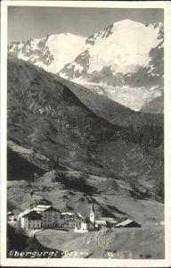 Obergurgl Soelden Tirol  / Soelden oetztal /Imst