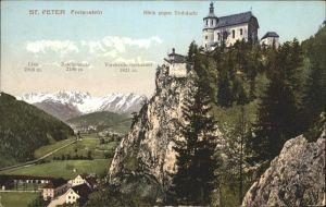 St Peter Freienstein Trofaiach Reichenstein