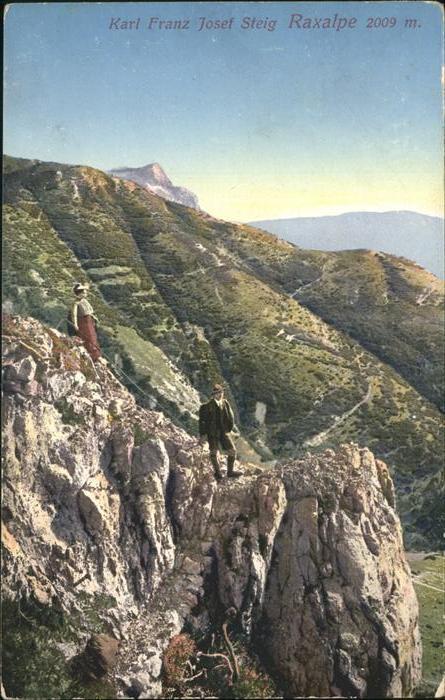 Raxalpe Karl Franz Josef