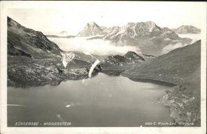 Zuers See Widderstein Kat. Lech