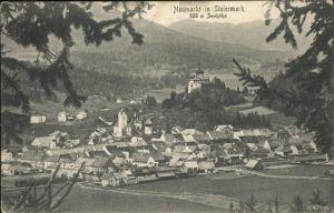 Neumarkt Steiermark  Kat. Neumarkt in Steiermark