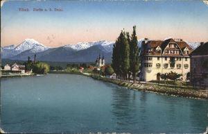 Villach Kaernten Drau / Villach /Klagenfurt-Villach