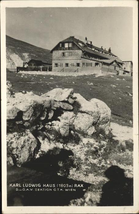 Rax Karl Ludwig Haus