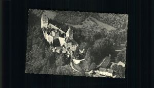 Burg Wartenstein Fliegeraufnahme
