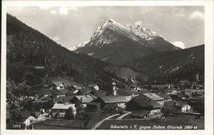 Scharnitz Hohen Gleirsch