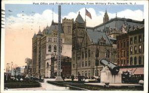 Newark New Jersey Post Office Prudential Buildings Kat. Newark