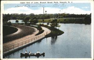 Newark New Jersey Branch Brook Park Kat. Newark