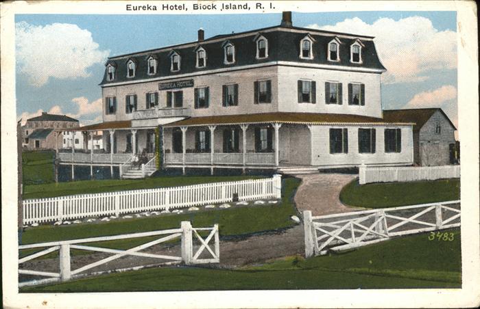 Block Island Eureka Hotel Kat. Block Island