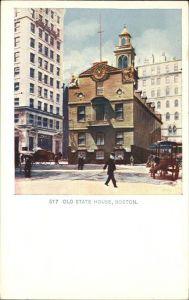 Boston Arkansas Old State House Kat. Boston