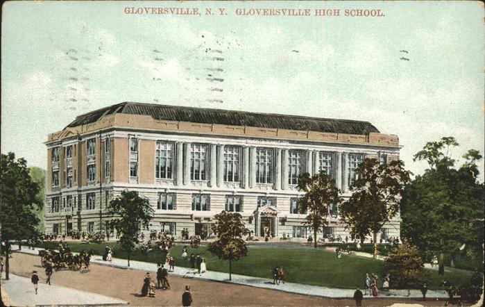 Gloversville High School Kat. Gloversville