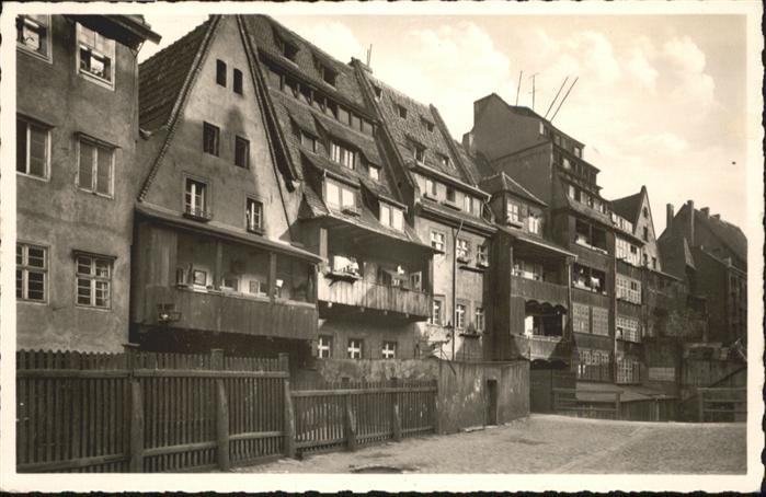 Breslau Niederschlesien Breslau Weissberger Ohle * / Wroclaw /