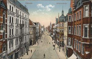 Gleiwitz Gliwice Gleiwitz Wilhelmstrasse * / Gliwice /