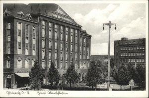 Gleiwitz Gliwice Gleiwitz Haus Oberschlesien x / Gliwice /
