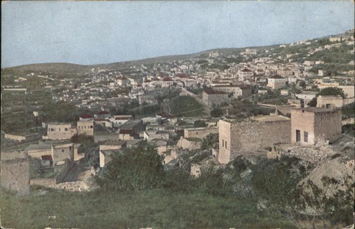 Nazareth Israel Nazareth  * / Nazareth Illit /