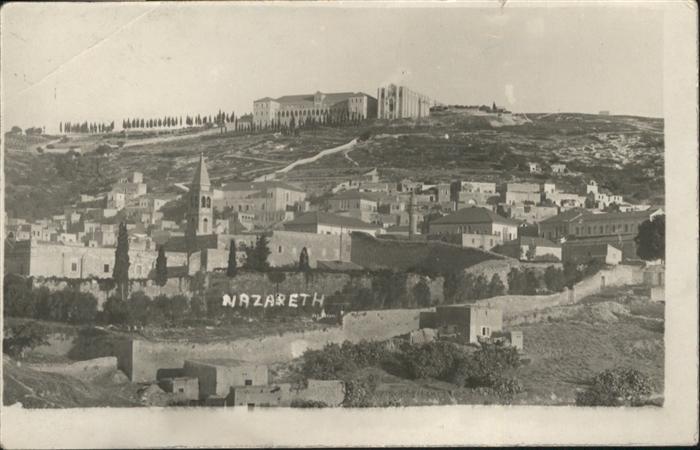 Nazareth Israel Nazareth  x / Nazareth Illit /