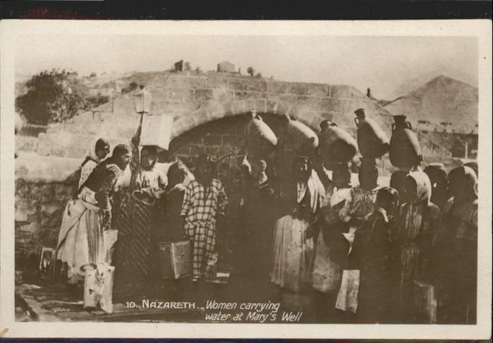 Nazareth Israel Nazareth Marys Well * / Nazareth Illit /
