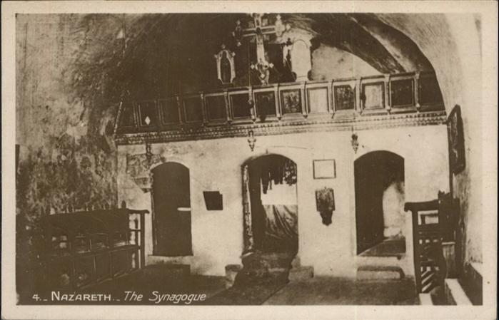 Nazareth Israel Nazareth Synagogue * / Nazareth Illit /