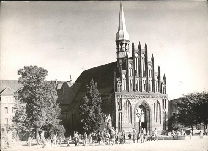 Szczecin Eglise Saint Paul / Szczecin Stettin /