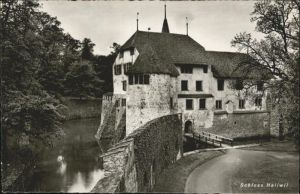 Hallwil Schloss  / Hallwil /Bz. Lenzburg