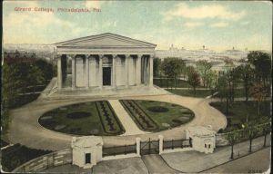 Philadelphia Mississippi Girard College  / Philadelphia /