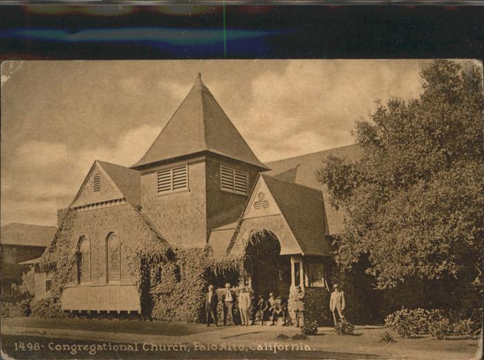 Palo Alto Congregational Church / Palo Alto /