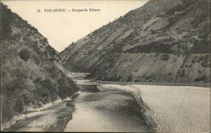 Tizi Ouzou Gorges Sebaon / Algerien /