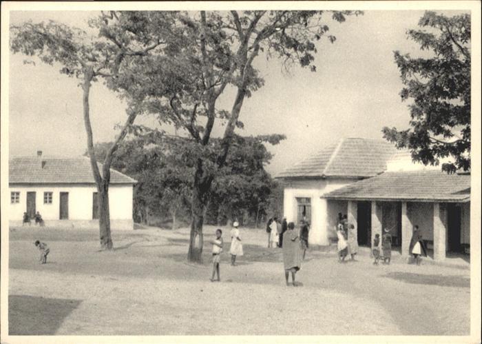 Kalukembe Spital / Angola /