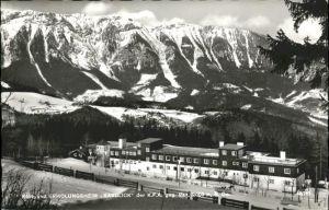Rax Erholungsheim Raxblick / Kapellen /oestliche Obersteiermark