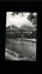 Aichwaldsee  / Finkenstein am Faaker See /Klagenfurt-Villach