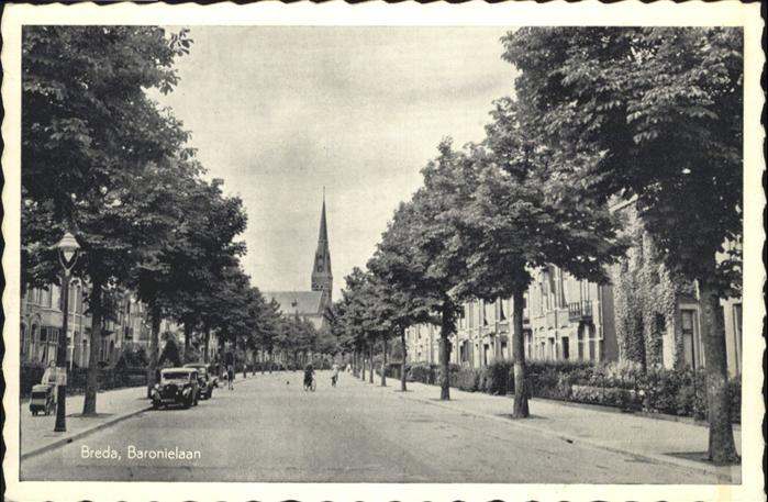 Breda Noord-Brabant Baronielaan / Breda /