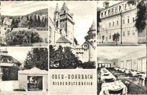 Ober-Rohrbach  / Oesterreich /